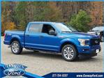 2018 F-150 SuperCrew Cab 4x2,  Pickup #29098 - photo 1