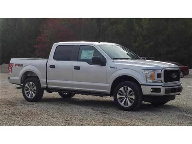 2018 F-150 SuperCrew Cab 4x4,  Pickup #29199 - photo 3