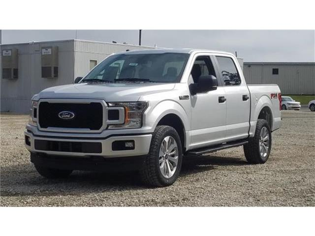 2018 F-150 SuperCrew Cab 4x4,  Pickup #29199 - photo 1