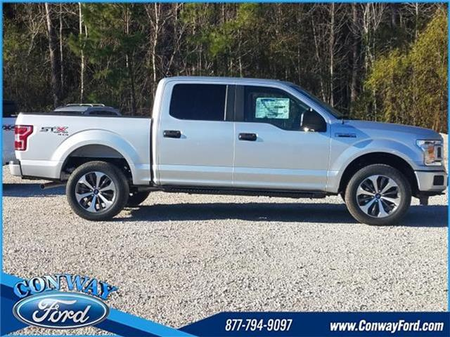 2019 F-150 SuperCrew Cab 4x4,  Pickup #29218 - photo 3