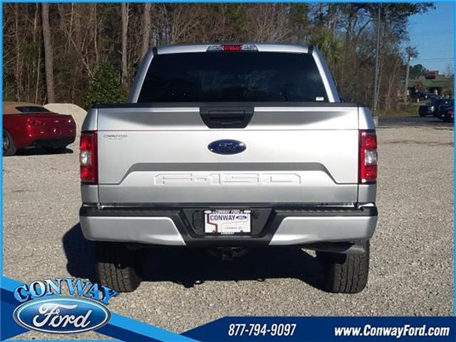 2019 F-150 SuperCrew Cab 4x4,  Pickup #29218 - photo 4