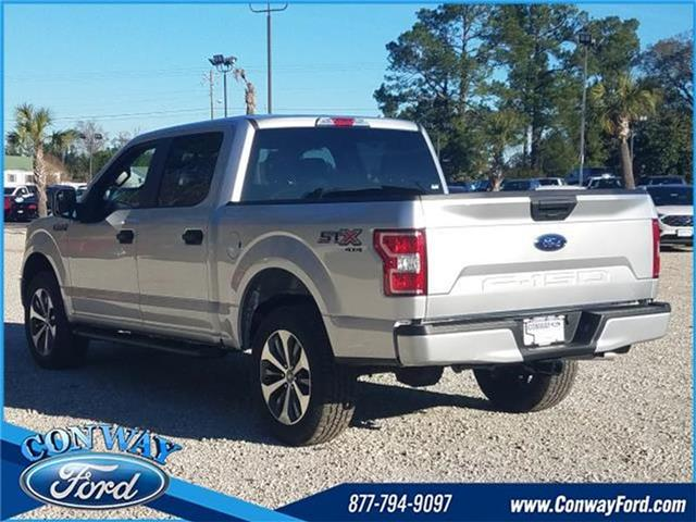 2019 F-150 SuperCrew Cab 4x4,  Pickup #29218 - photo 5