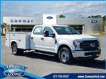 2019 Ford F-350 Crew Cab DRW 4x2,  Knapheide Service Body #29471 - photo 1