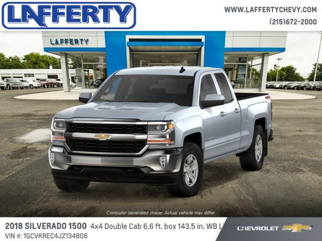 2018 Silverado 1500 Extended Cab 4x4 Pickup #T1148 - photo 1
