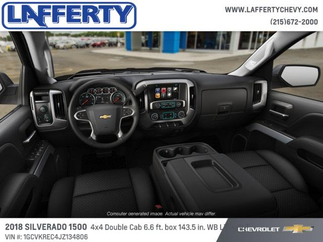 2018 Silverado 1500 Extended Cab 4x4 Pickup #T1148 - photo 5