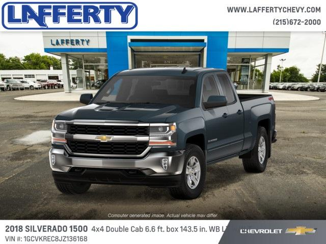 2018 Silverado 1500 Extended Cab 4x4 Pickup #T1152 - photo 3