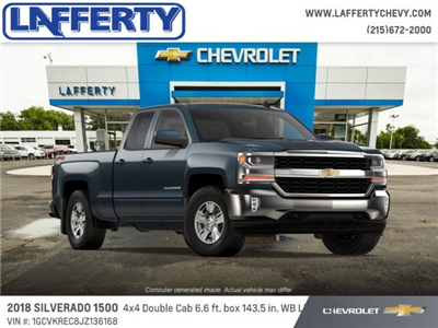 2018 Silverado 1500 Extended Cab 4x4 Pickup #T1152 - photo 4