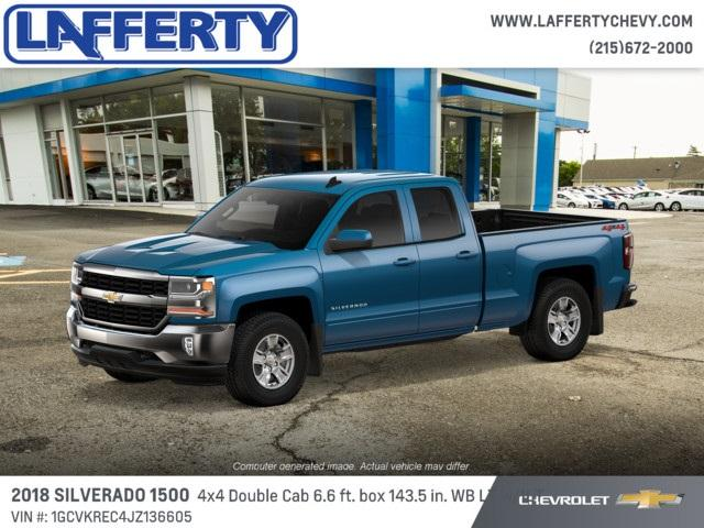 2018 Silverado 1500 Extended Cab 4x4 Pickup #T1153 - photo 2
