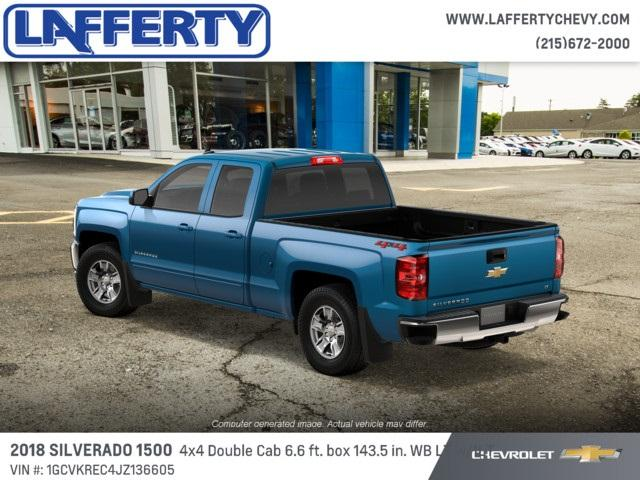 2018 Silverado 1500 Extended Cab 4x4 Pickup #T1153 - photo 3