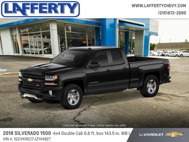 2018 Silverado 1500 Extended Cab 4x4 Pickup #T1199 - photo 2