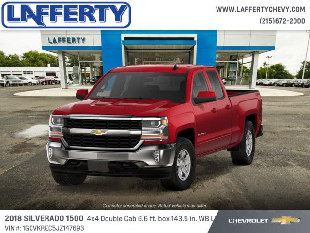 2018 Silverado 1500 Extended Cab 4x4 Pickup #T1215 - photo 1
