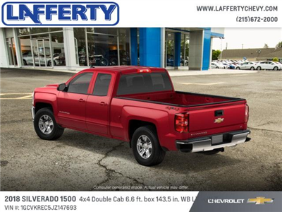2018 Silverado 1500 Extended Cab 4x4 Pickup #T1215 - photo 3