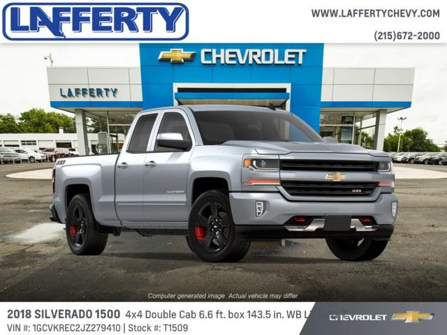 2018 Silverado 1500 Double Cab 4x4, Pickup #T1509 - photo 4