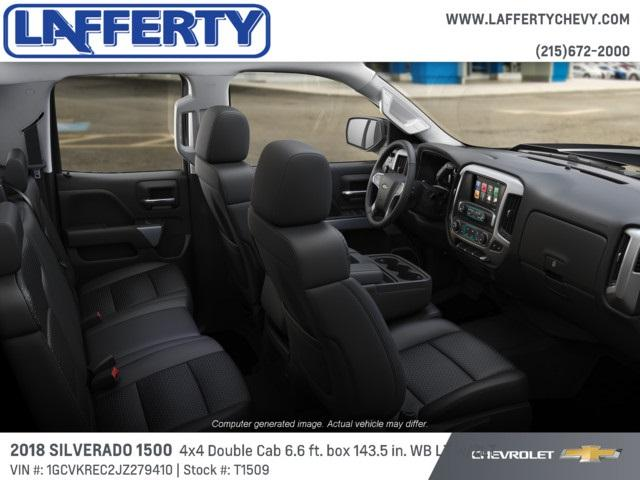 2018 Silverado 1500 Double Cab 4x4, Pickup #T1509 - photo 6