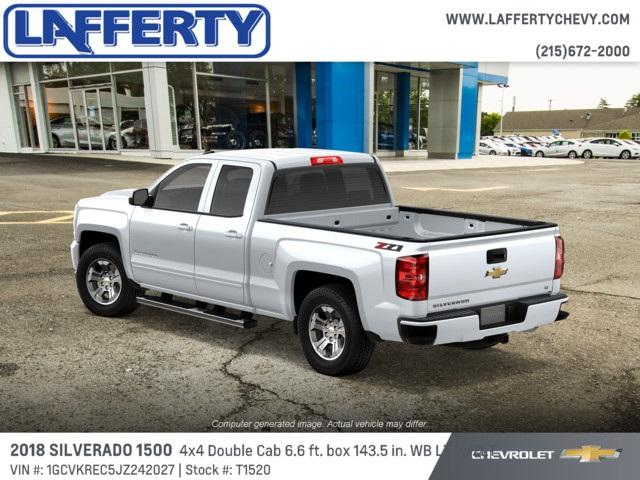 2018 Silverado 1500 Double Cab 4x4,  Pickup #T1520 - photo 2