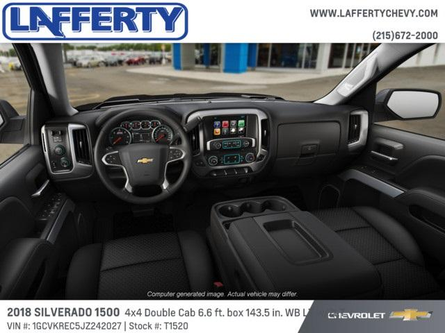 2018 Silverado 1500 Double Cab 4x4,  Pickup #T1520 - photo 5