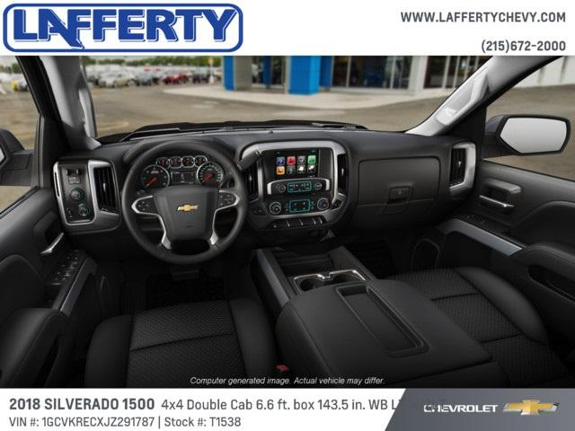 2018 Silverado 1500 Double Cab 4x4, Pickup #T1538 - photo 5
