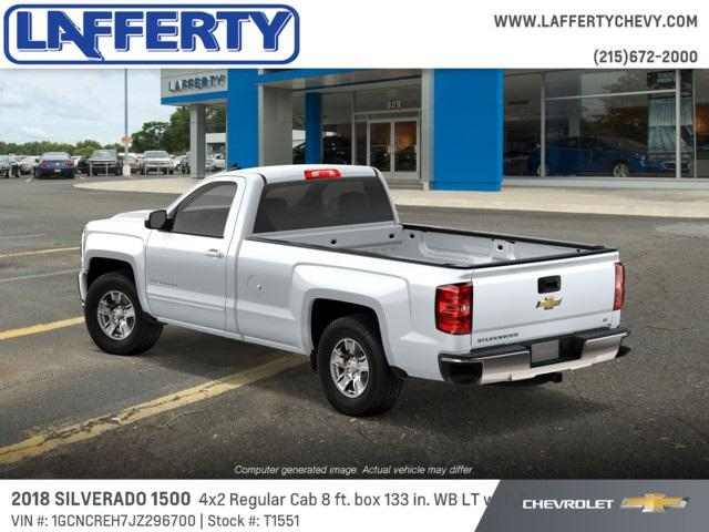 2018 Silverado 1500 Regular Cab 4x2,  Pickup #T1551 - photo 2
