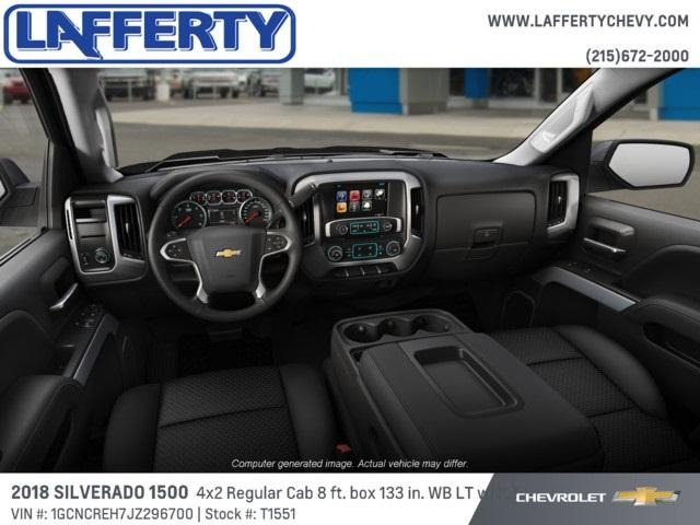 2018 Silverado 1500 Regular Cab 4x2,  Pickup #T1551 - photo 5