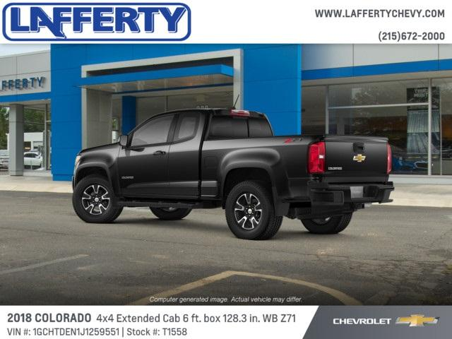 2018 Colorado Extended Cab 4x4,  Pickup #T1558 - photo 4