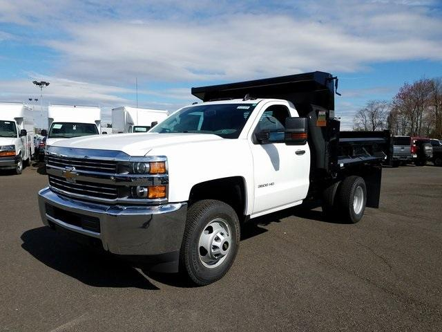 2018 Silverado 3500 Regular Cab DRW 4x4,  Dump Body #T1568 - photo 3