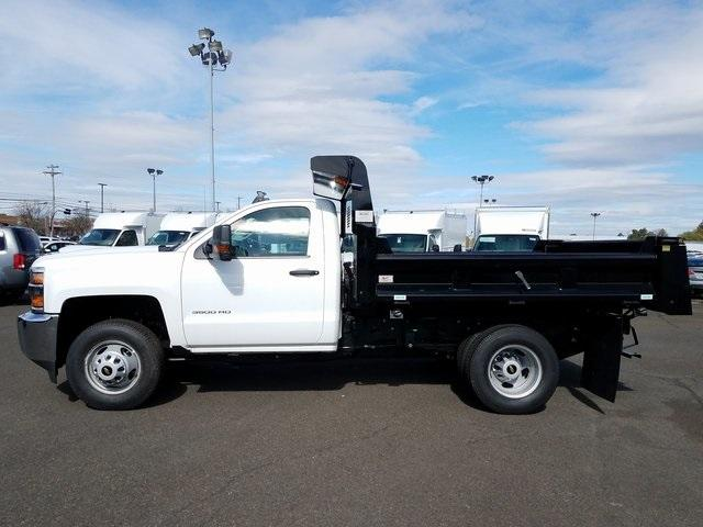 2018 Silverado 3500 Regular Cab DRW 4x4,  Dump Body #T1568 - photo 7