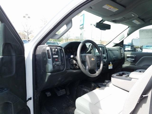 2018 Silverado 3500 Regular Cab DRW 4x4,  Dump Body #T1568 - photo 9