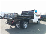 2018 Silverado 3500 Regular Cab DRW 4x4,  Dump Body #T1568 - photo 1
