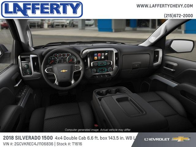 2018 Silverado 1500 Double Cab 4x4,  Pickup #T1616 - photo 6