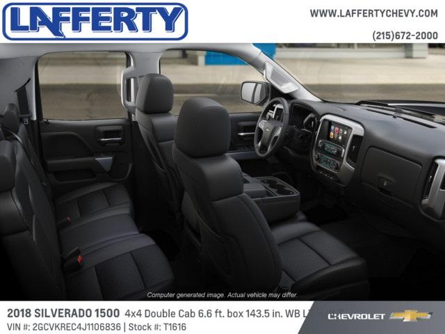 2018 Silverado 1500 Double Cab 4x4,  Pickup #T1616 - photo 8