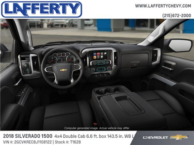 2018 Silverado 1500 Double Cab 4x4,  Pickup #T1628 - photo 5