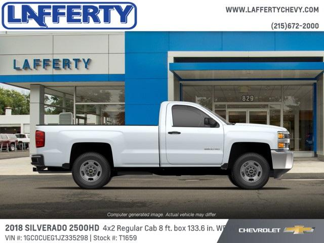 2018 Silverado 2500 Regular Cab 4x2,  Pickup #T1659 - photo 2