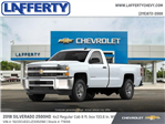 2018 Silverado 2500 Regular Cab 4x2,  Pickup #T1659 - photo 1