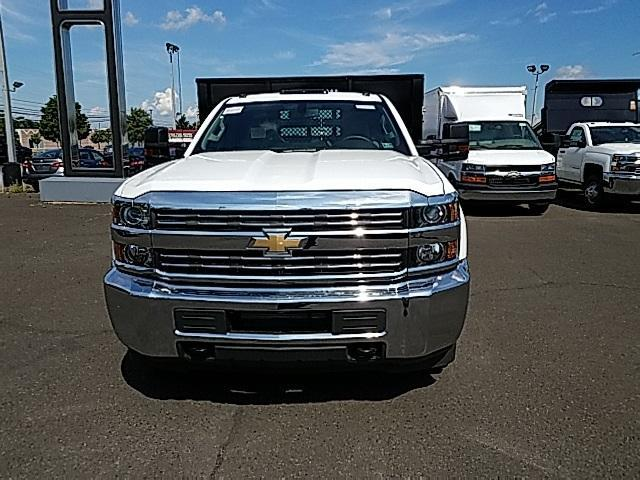 2018 Silverado 3500 Regular Cab DRW 4x4,  Stake Bed #T1714 - photo 3