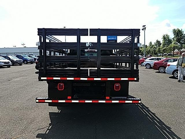 2018 Silverado 3500 Regular Cab DRW 4x4,  Stake Bed #T1714 - photo 7