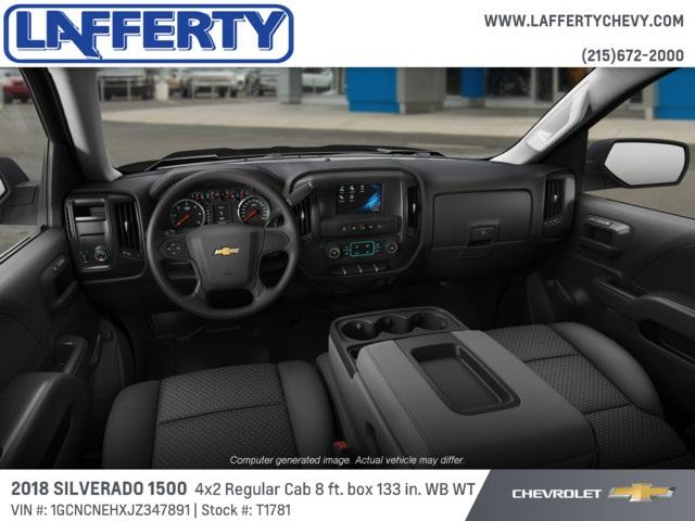 2018 Silverado 1500 Regular Cab 4x2,  Pickup #T1781 - photo 5
