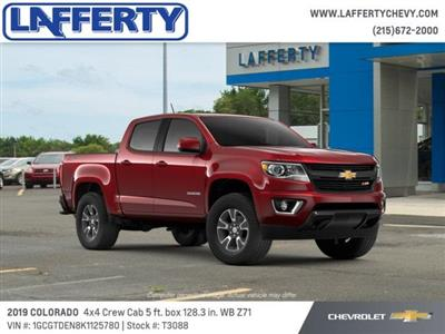 2019 Colorado Crew Cab 4x4,  Pickup #T3088 - photo 1