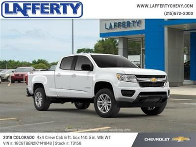 2019 Colorado Crew Cab 4x4,  Pickup #T3156 - photo 1