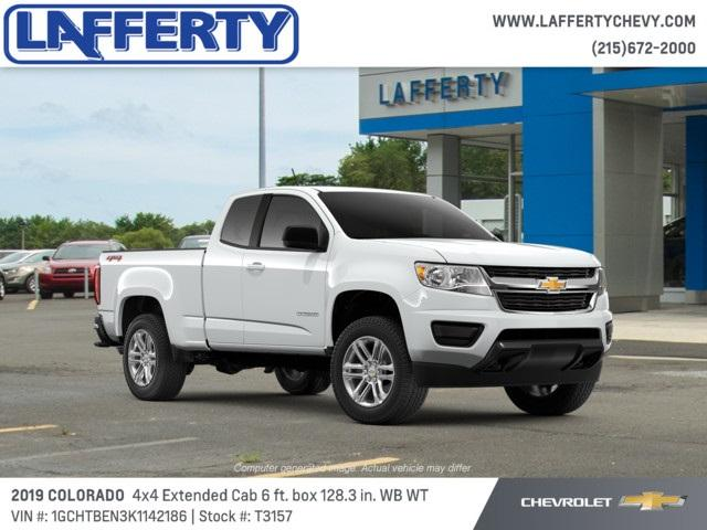 2019 Colorado Extended Cab 4x4,  Pickup #T3157 - photo 1