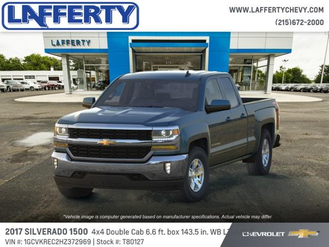 2017 Silverado 1500 Double Cab 4x4 Pickup #T80127 - photo 1