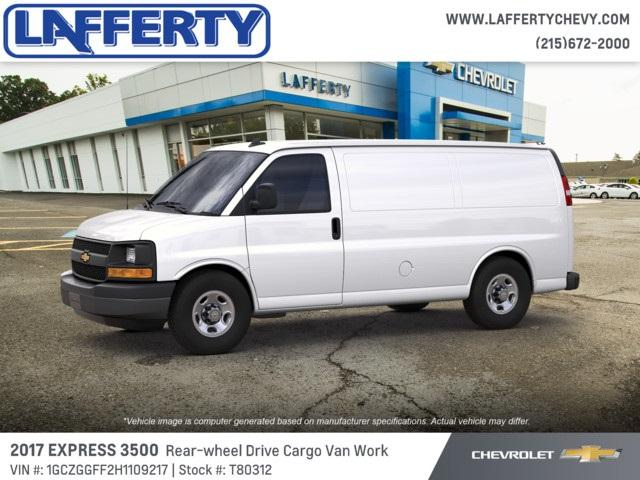 2017 Express 3500 Cargo Van #T80312 - photo 2