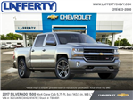 2017 Silverado 1500 Crew Cab 4x4, Pickup #T80491 - photo 4