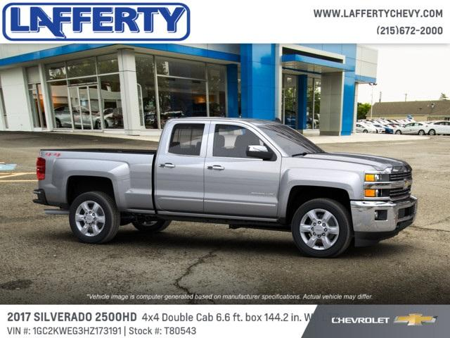 2017 Silverado 2500 Double Cab 4x4 Pickup #T80543 - photo 3