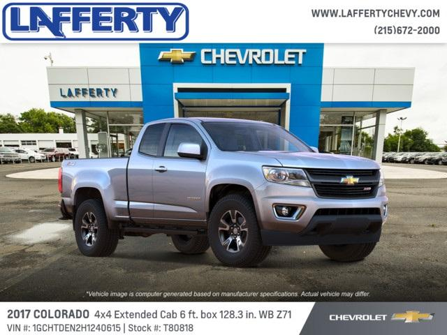 2017 Colorado Double Cab 4x4 Pickup #T80818 - photo 1
