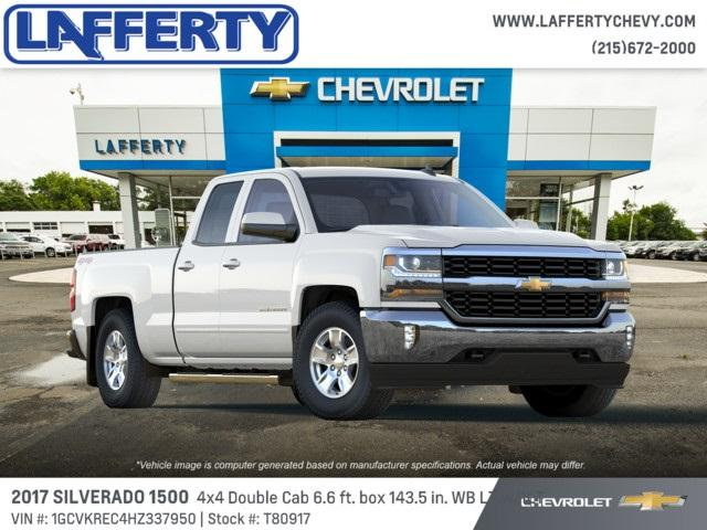 2017 Silverado 1500 Double Cab 4x4 Pickup #T80917 - photo 4