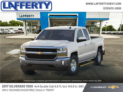 2017 Silverado 1500 Double Cab 4x4 Pickup #T80917 - photo 1