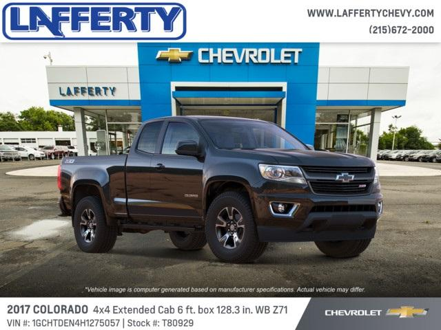 2017 Colorado Double Cab 4x4 Pickup #T80929 - photo 1