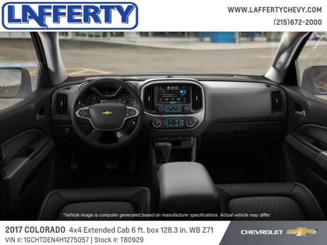 2017 Colorado Double Cab 4x4 Pickup #T80929 - photo 4