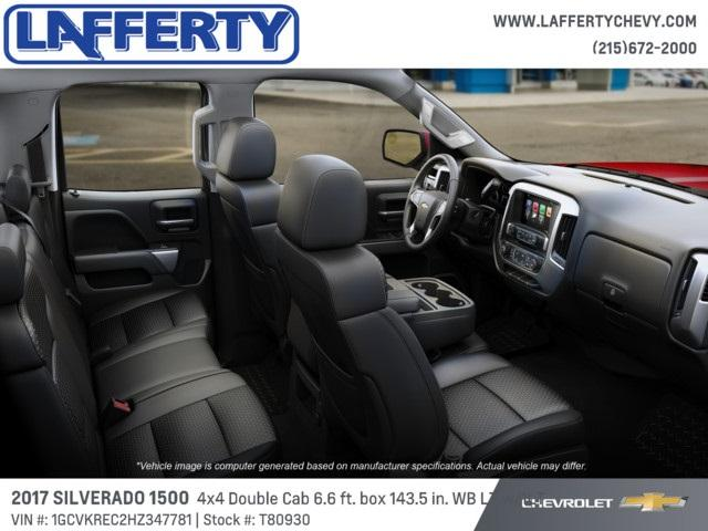 2017 Silverado 1500 Double Cab 4x4,  Pickup #T80930 - photo 6