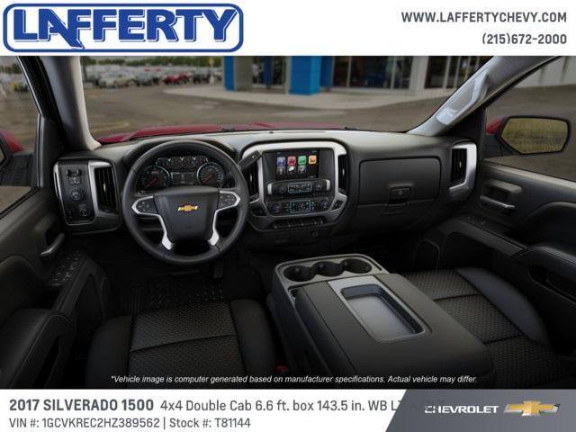 2017 Silverado 1500 Double Cab 4x4 Pickup #T81144 - photo 5